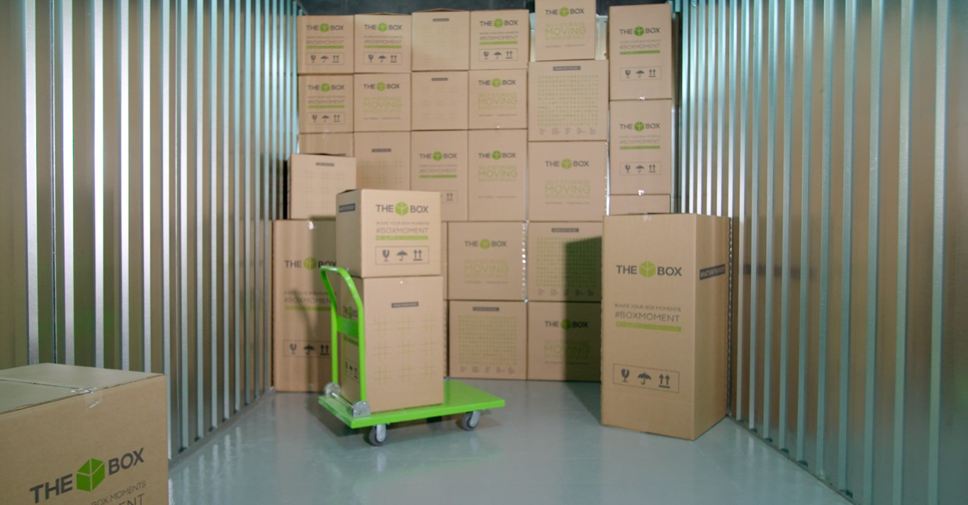 Secure And Effective Self Storage Services In Dubai The Box
