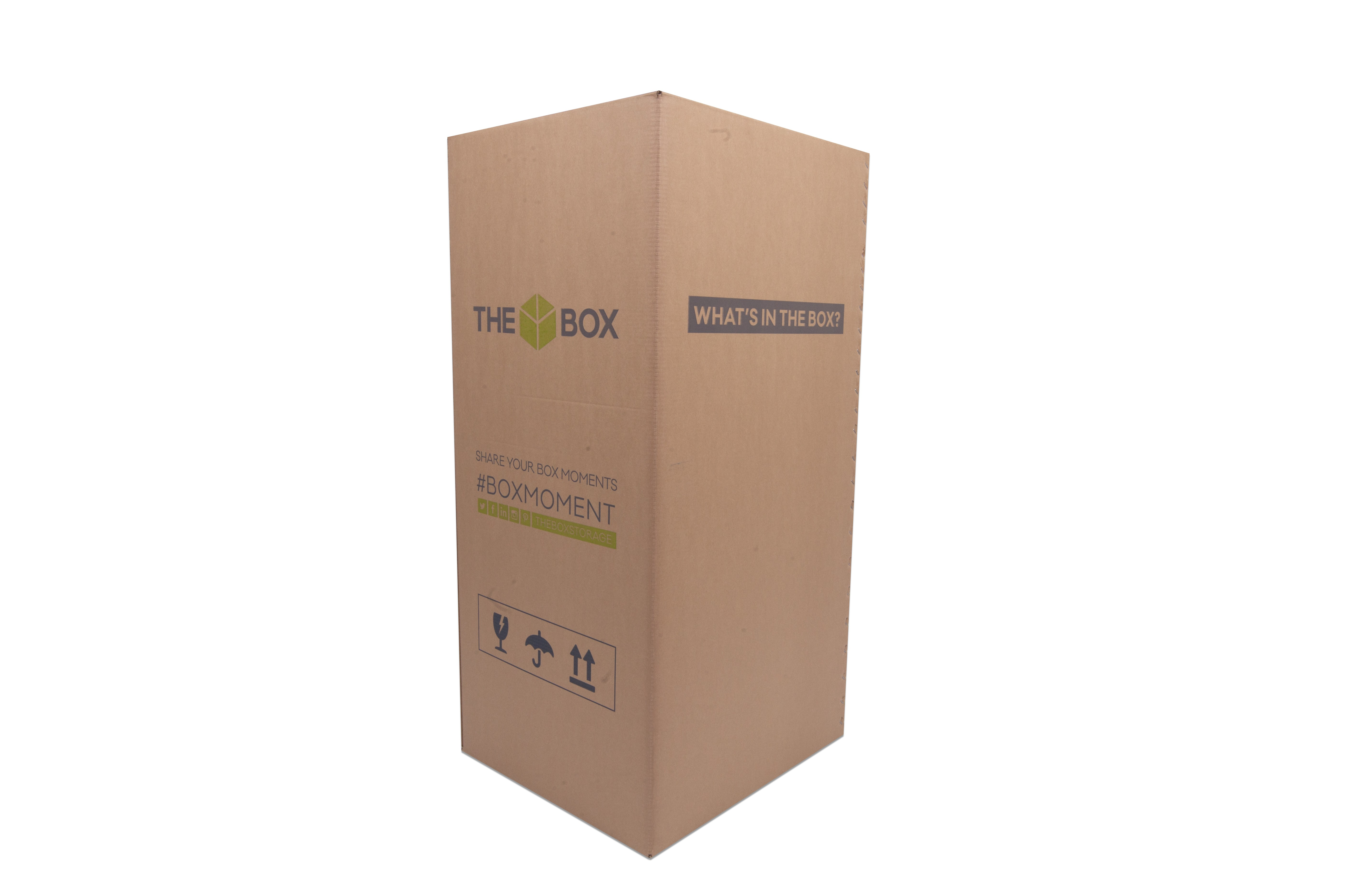 3 Wardrobe Boxes