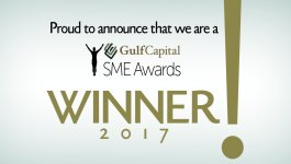 Gulf Capital SME Awards Winner