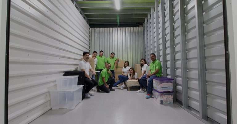 Secure and Effective Self Storage Services in Dubai | The Box
